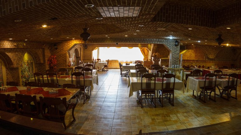 هتل جام جم شیراز رستوران 1