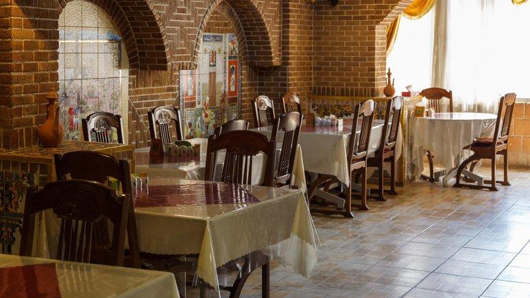 هتل جام جم شیراز رستوران 2