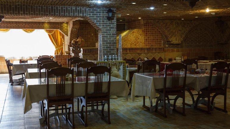 هتل جام جم شیراز رستوران 4