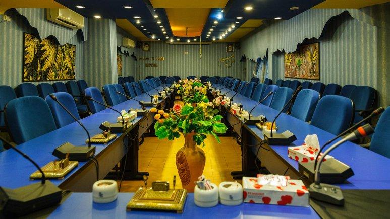 هتل جام جم شیراز سالن جلسات 1