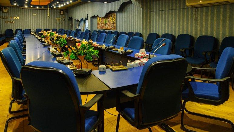 هتل جام جم شیراز اتاق جلسات 2