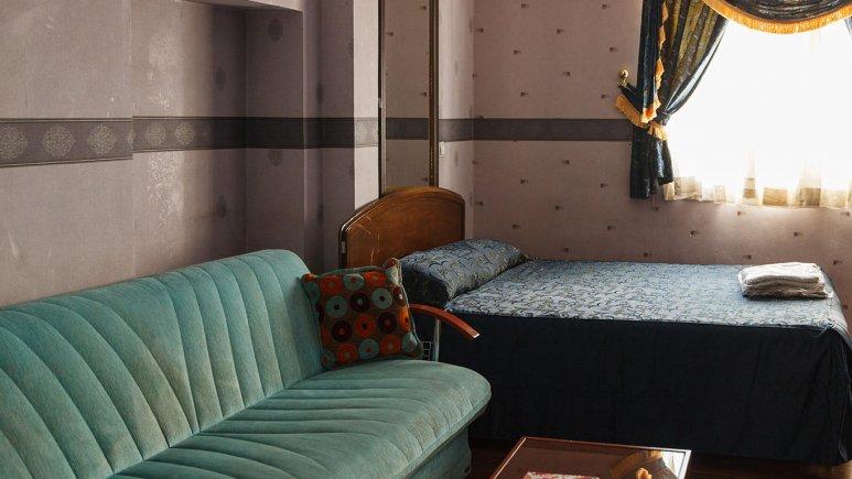 هتل جام جم شیرازاتاق دو تخته دابل 1