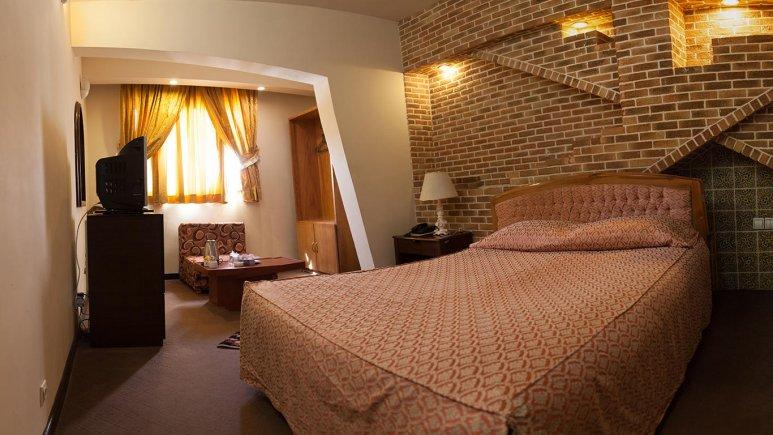 هتل جام جم شیرازاتاق دو تخته دابل 3