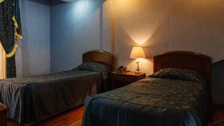 هتل جام جم شیرازاتاق دو تخته تویین 1