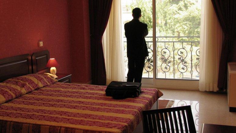 اتاق دو تخته دبل هتل آپارتمان مدیا