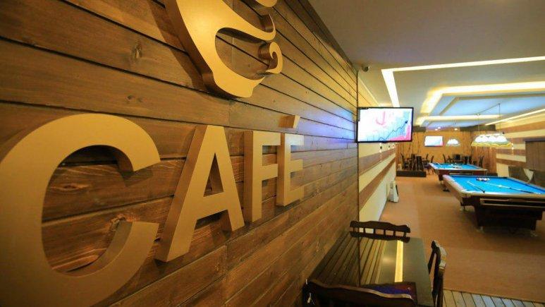 هتل ثامن مشهد کافه