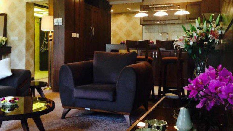 هتل ثامن مشهد لابی