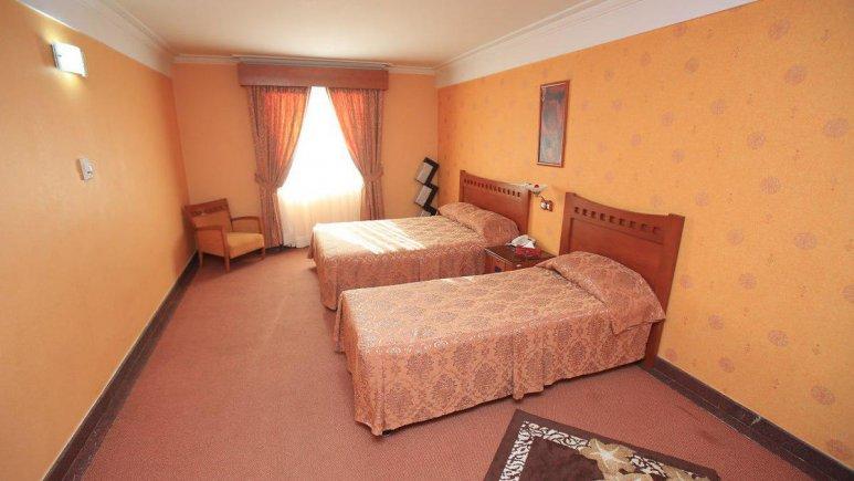 هتل ثامن مشهد فضای داخلی اتاق ها 1