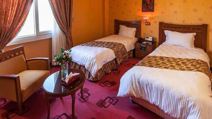 هتل ثامن مشهد فضای داخلی اتاق ها 2