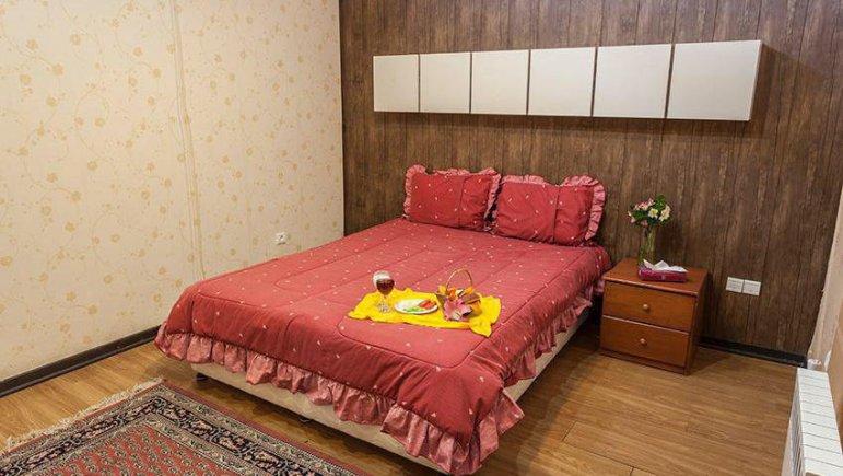 هتل ثامن مشهد فضای داخلی اتاق ها 3