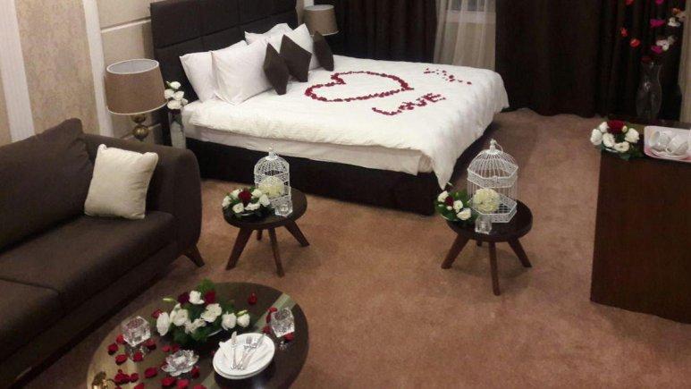 هتل ثامن مشهد فضای داخلی اتاق ها 4