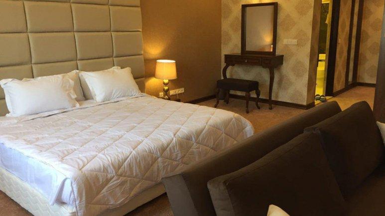 هتل ثامن مشهد فضای داخلی اتاق ها 5