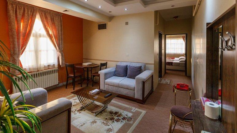 هتل آپارتمان شمس شیراز آپارتمان یک خوابه دو تخته 1