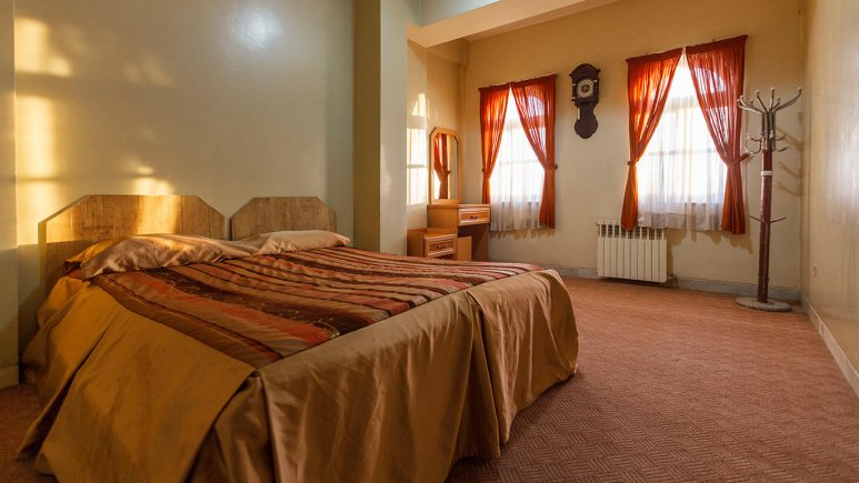 هتل آپارتمان شمس شیراز آپارتمان یک خوابه دو تخته 3