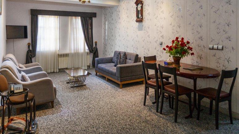 هتل آپارتمان شمس شیراز فضای داخلی آپارتمان 1