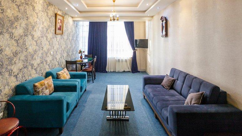 هتل آپارتمان شمس شیراز فضای داخلی آپارتمان 2