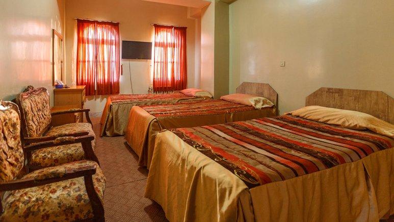 هتل آپارتمان شمس شیراز آپارتمان یک خوابه سه تخته 2