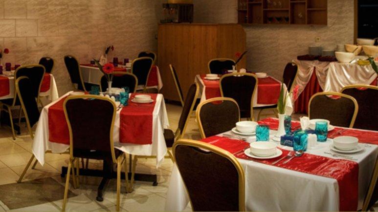 رزرو هتل در شیراز | هتل حافظ