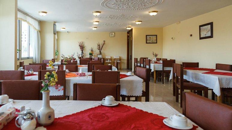 هتل کوثر شیراز رستوران 2