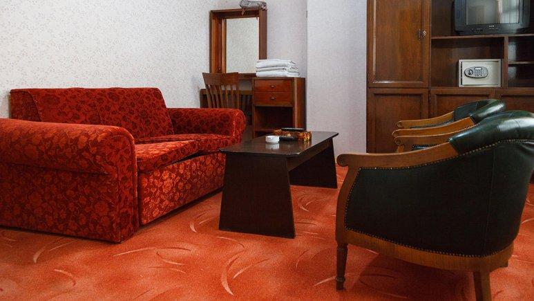 هتل کوثر شیراز فضای داخلی سوئیت ها