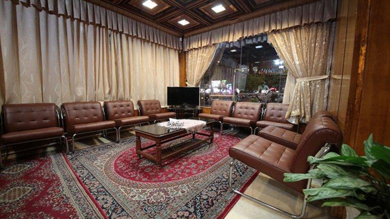 5819 هتل کوثر شیراز