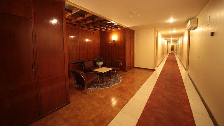 5822 هتل کوثر شیراز