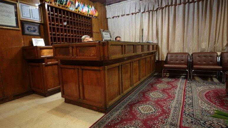 5825 هتل کوثر شیراز