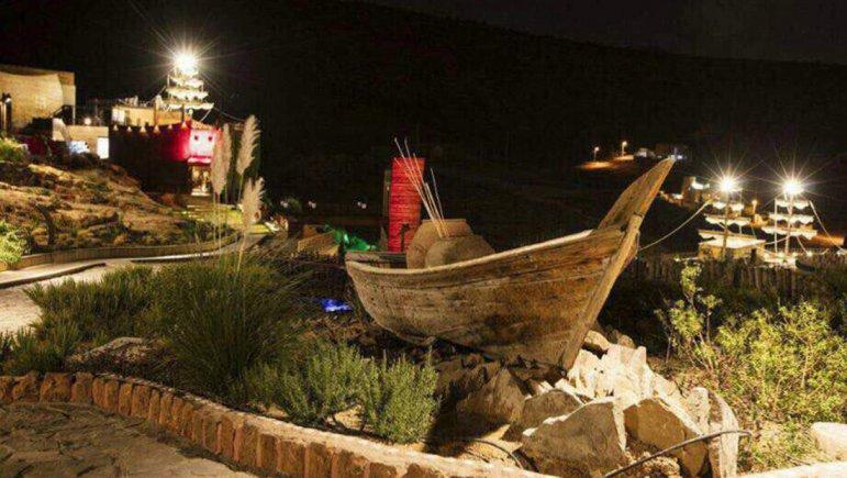 هتل هفت دریا شیراز فضای داخلی هتل 2