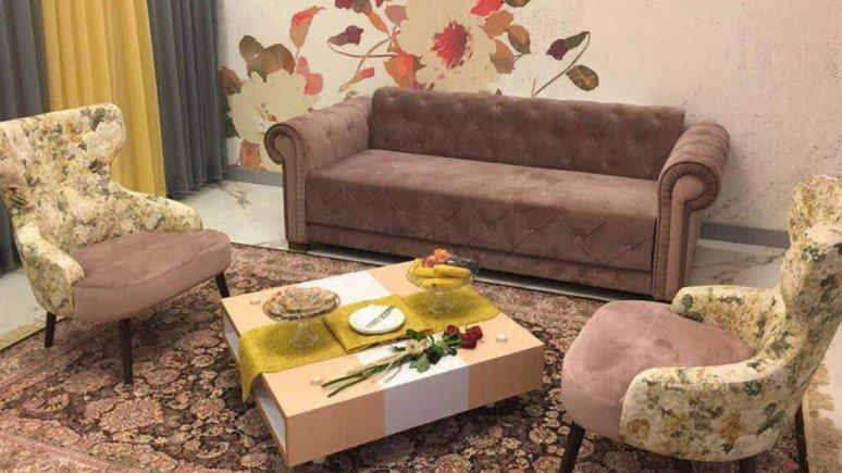 هتل هفت دریا شیراز فضای داخلی آپارتمان ها 2