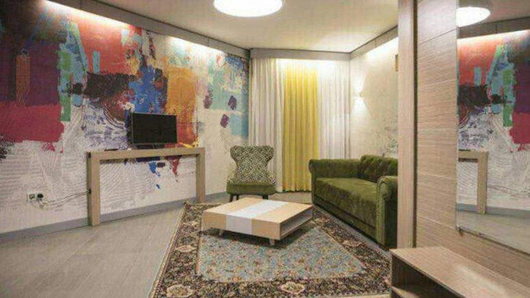 هتل هفت دریا شیراز فضای داخلی آپارتمان ها 5