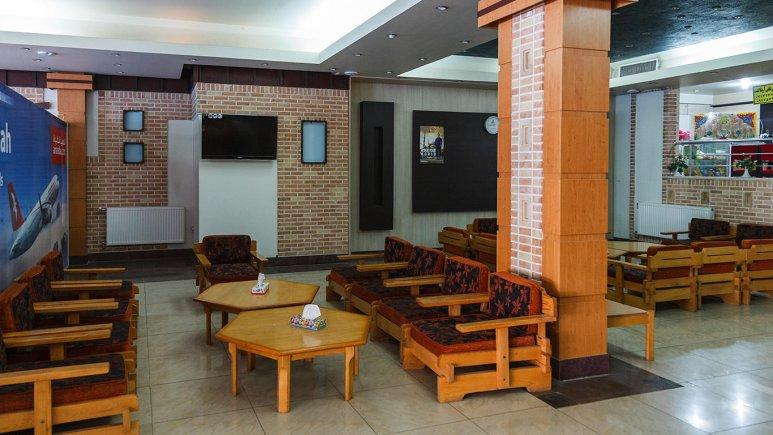 هتل آریانا شیراز لابی 1