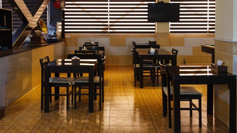 هتل صدرا شیراز رستوران 1