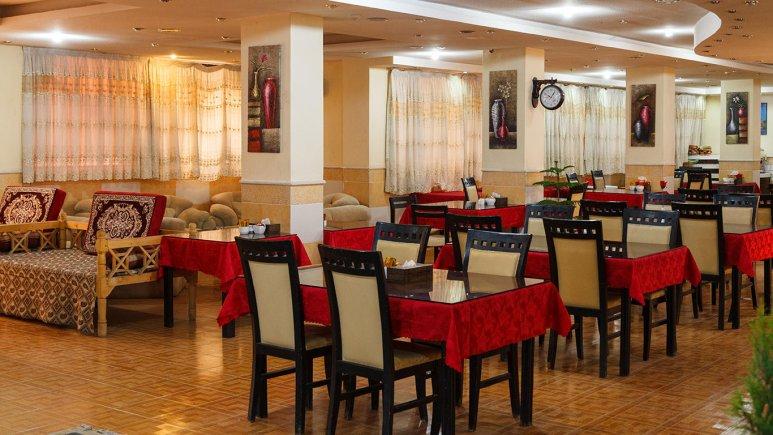 هتل صدرا شیراز رستوران 2