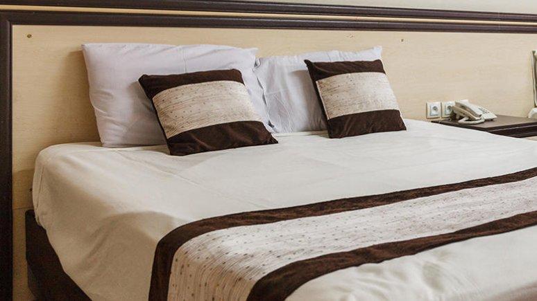 هتل صدرا شیراز اتاق دو تخته دابل