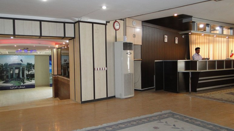 لابی هتل صدرا