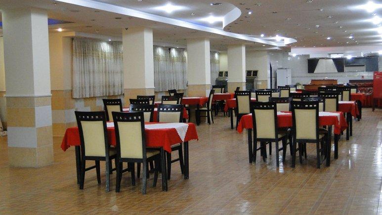 رستوران هتل صدرا
