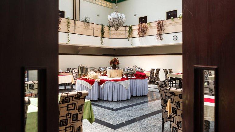 هتل ورزش تهران رستوران 1