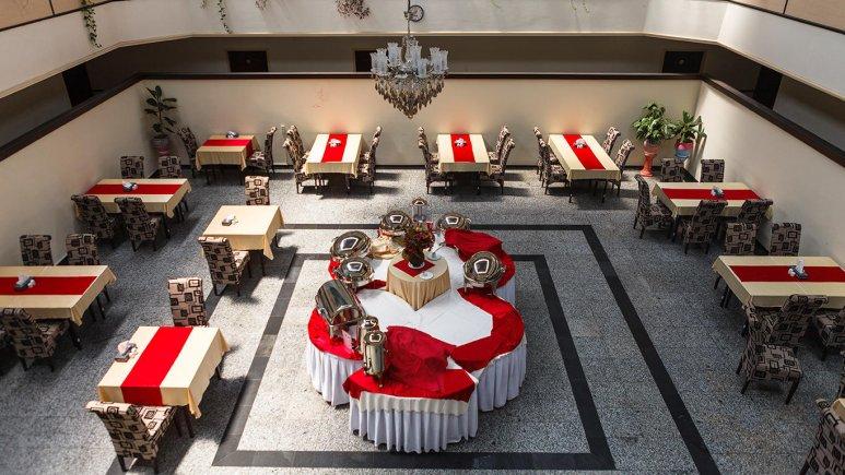 هتل ورزش تهران رستوران 3