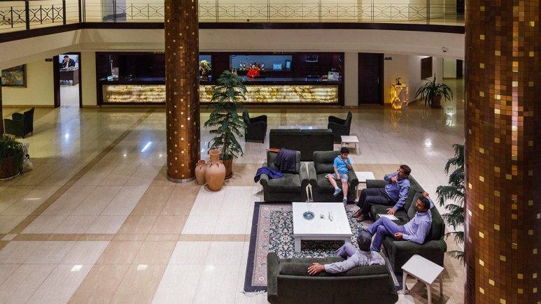 هتل ارگ جدید یزد لابی 1