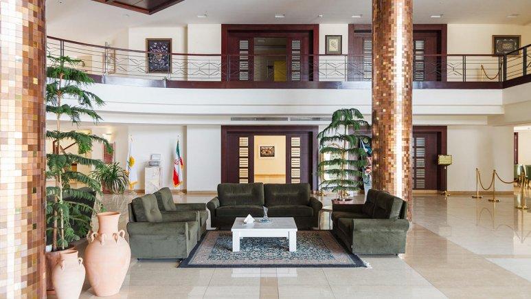 هتل ارگ جدید یزد لابی 3