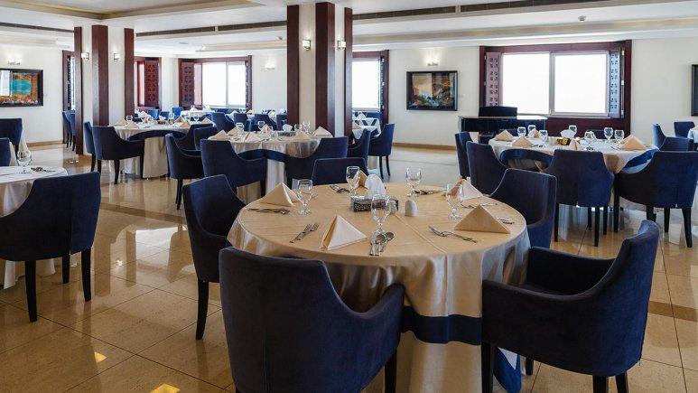 هتل ارگ جدید یزد رستوران 1