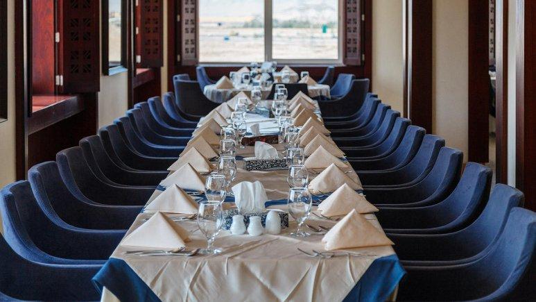 هتل ارگ جدید یزد رستوران 2