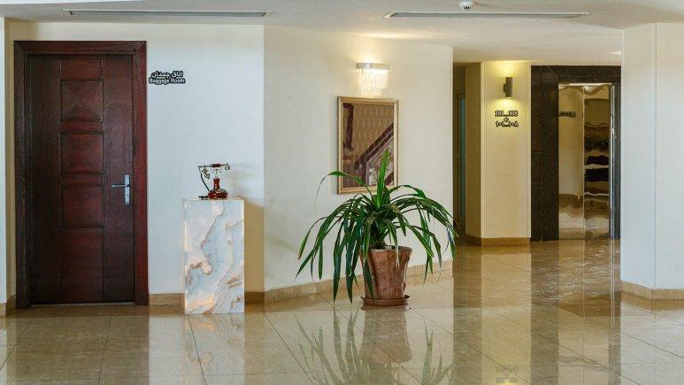 هتل ارگ جدید یزد فضای داخلی هتل