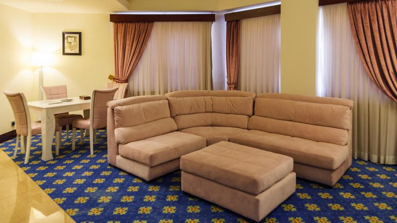 هتل ارگ جدید یزد فضای داخلی سوئیت ها