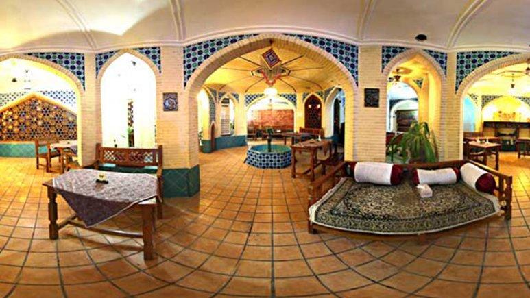 سفره خانه سنتی پوریا  هتل پارمیس