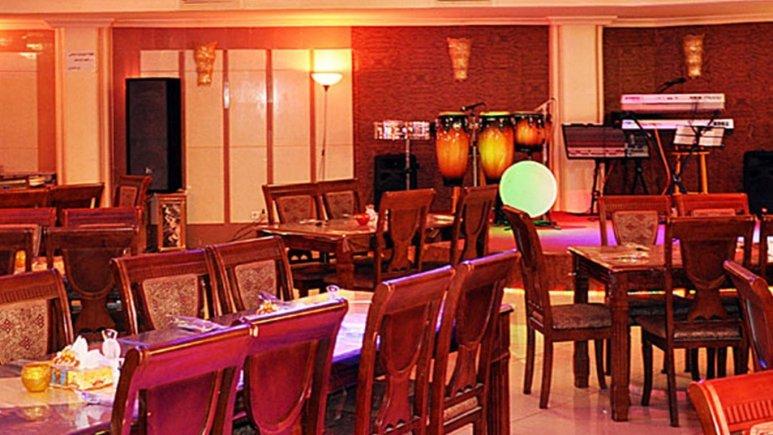 خانه اسپاگتی هتل پارمیس