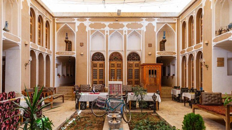هتل موزه فهادان یزد فضای داخلی هتل 1