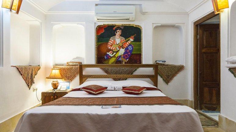 هتل موزه فهادان یزد اتاق دو تخته دابل