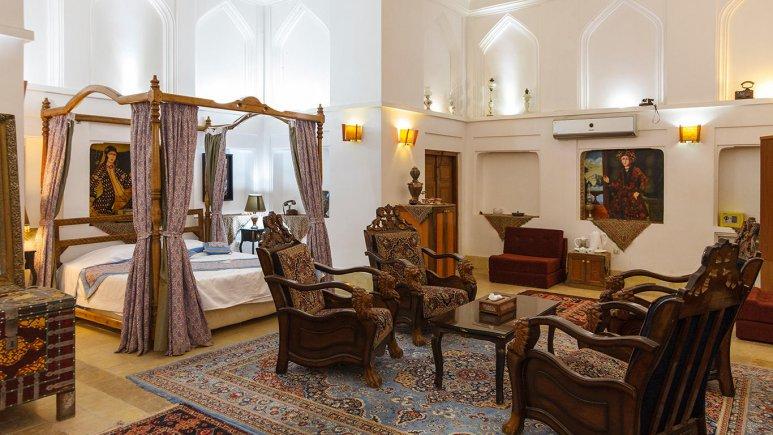 هتل موزه فهادان یزد اتاق دو تخته دابل VIP