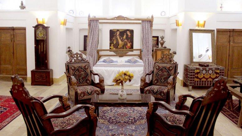 نمایی از سوییت هتل فهادان